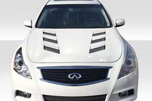 07-13 Fits Infiniti G Sedan AM-S Duraflex Body Kit- Hood!!! 113360