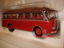 "NOREV BUS bus PANHARD K 173 "" THE SINGERS "" 1949 au 1/43°"