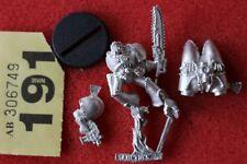 Games Workshop Warhammer 40k Chaos Space Marines Raptor Raptors Metal New Mint H