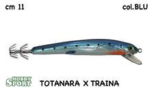 TOTANARA  11 CM  COLORE BLUE  - K866 - TOTANARA CALAMARIERA  X TRAINA