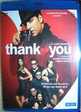 Thank You (Akshay Kumar, Sonam Kapoor, Bobby Deol, Sunil) - Bollywood Blu-Ray