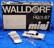 Walldorf - Ford Taunus 17 M - Weißmetall Bausatz 1:87 (H0)