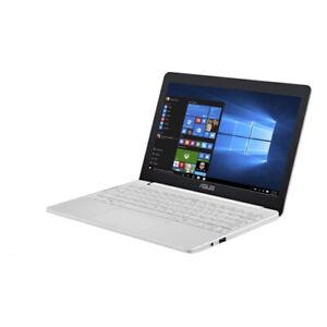 Asus VivoBook 11.6in HD Notebook Pentium N5000 4GB RAM 128GB SSD W10 Home