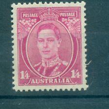 RE GIORGIO VI - KING GEORGE VI AUSTRALIA 1937/1949 Common Stamp 1S 4d