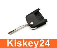 Schlüssel Bart für VW TOURAN GOLF PASSAT POLO SHARAN SEAT SKODA Klappschlüssel