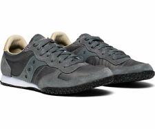 Saucony Men's Bullet Sneaker Grey/Tan, Size 9 M