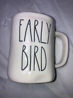 "RAE DUNN MUG ""EARLY BIRD"""