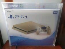 Sony PlayStation 4 Slim Limited Edition 1TB Gold Console - VGA U85+ Gold!