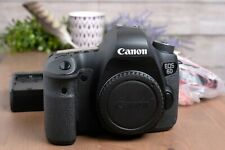 Canon EOS 6D 20.2MP Digital SLR Camera Black Body with Strap & Charger