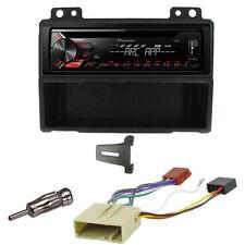 Pioneer DEH-1900UB Car Stereo + Fascia Fitting Kit for Ford Fiesta (2002-2005)