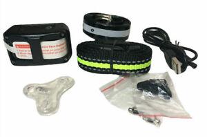 New Smart Dog Bark Control Collar waterproof Dual modes Beep Vibrate Shock