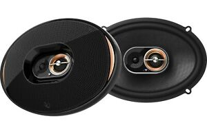"NEW Infinity KAPPA 93IX 330 Watts 6"" x 9"" 3-Way Coaxial Car Audio Speakers 6""x9"""