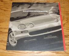 Original 1994 Toyota Celica Deluxe Sales Brochure 94