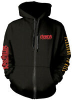 KREATOR Pleasure To Kill HOODIE SWEATSHIRT + ZIP OFFICIAL MERCHANDISE