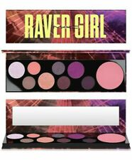 "Mac Cosmetic ""RAVER GIRL"" EYE PALETTE~8 SHADES/1HIGHLIGHTER New in Box"