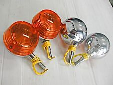 SUZUKI TS90 TS75 TS50 TC300 TC90 TC200 TURN SIGNAL WINKER INDICATOR SET (bi)