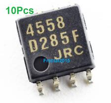 10PCS NJM4558M NJM4558 JRC4558M JRC4558 4558 SOP8 IC