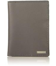 Calvin Klein Men's Gry Spazzalato Folding Card Case