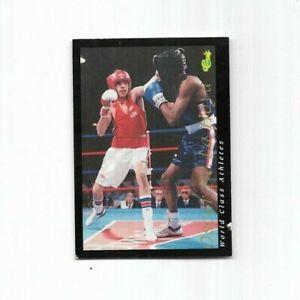 Oscar De La Hoya Rookie Card 1992 Classic World Class Athletes #41