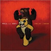 "FALL OUT BOY ""FOLIE A DEUX"" CD NEU"