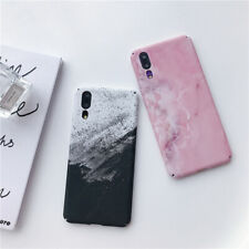 For Huawei Psmart P30 Mate20 P20 Nova4 Honor10 Cases Cool Rock Sand Coral Marble