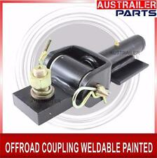 360 DEGREE OFFROAD COUPLING WELDABLE PAINTED.TRAILER PARTS