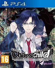 PS4 Jeu Chaos Enfant Produit Neuf