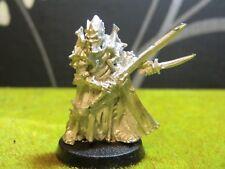 Warhammer LOTR-Castellan de Dol Guldur (metal raro pose 1)