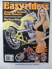 Easyriders Magazine  May  2000   Big Easy Ride/Ospoppo, Italy  Biker Fest