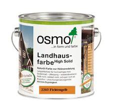 OSMO 2203 Landhausfarbe Fichtengelb 750 ml