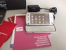 Nokia  N97 mini - 32GB - Weiss (O2) Smartphone  Top Zustand !!!100% Original !!