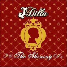 J DILLA (THE SHINING CD - SEALED + FREE POST)