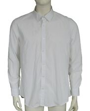 G-Star Raw Correct White Core Shirt Men's Size XXL