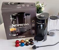 Nespresso Vertuo Plus Magimix Coffee Machine - Black