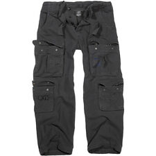 Brandit pure Vintage Trouser Black L