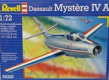 Revell 1/72 Dassault Mystere IV A Model Kit 4320