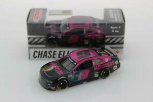 NASCAR 2020 CHASE ELLIOTT #9 GIVE A HOOT PINK HOOTERS 1/64 CAR