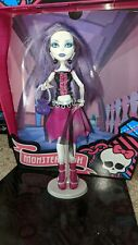 First Wave Spectra Vondergeist Monster High Doll with stand and purse
