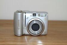 "Canon PowerShot A580 Digital Camera -Silver (8.0Mp, 4xOptical Zoom) 2.5"" Lcd"