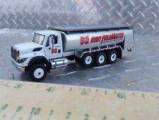 1/64 ERTL custom farm toy cenex ruby fuel truck diesel gas s scale greenlight