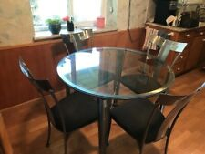 Glass Table - Kitchen/Dining Room