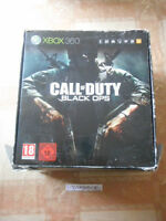 ELDORADODUJEU > CONSOLE XBOX 360 250GO PACK CALL OF DUTY BLACK OPS* + 2 MANETTES