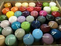1-10 kg Stumpenkerzen Mix Pakete Blockkerzen gem. Kerzen Deko Bunt Dekokerzen