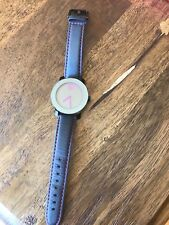 Movado Small Bold Breast Cancer Awareness Watch Limited Edition
