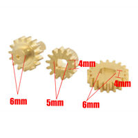 3Pcs Brass Screen Gears Replacement MMI Mechanism Repair for Audi A8 A8L