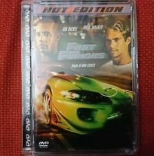Fast And Furious Hot Edition DVD