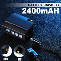 2400mAH Sans fil RCA Batterie d'alimentation de Tatouage pour Machine à