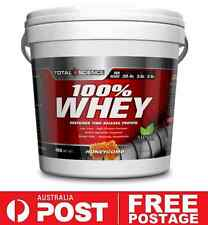 Total Science 100% WHEY 4kg HoneyComb | Protein WPI WPC Recovery Stevia