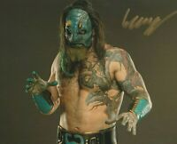 Luchasaurus ( WWF WWE ) Autographed Signed 8x10 Photo REPRINT