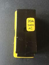 Business, Office & Industrial Supplies Fuse Carrier Holder Green Spot Ottermill switchgear safelok 60A 30A or 20A 500V Electrical Equipment & Supplies